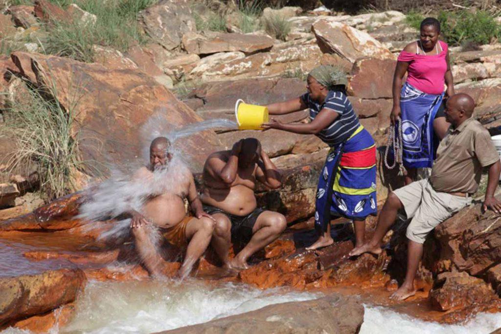 Sangoma Cleansing Ritual at Kliprivier, Soweto – Kadist